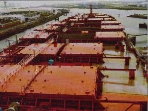 Bulk Carrier Hatch Cover Survey