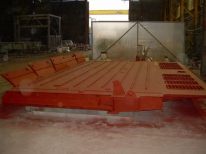 MANUFACTURE & SUPPLY OF NEW COMPLETE RAMP