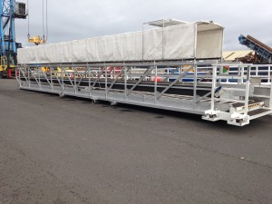 MANUFACTURE AND SUPPLY OF 2 OFF NEW 15M PASSENGER GANGWAYS
